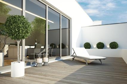 Balkon Ideen Minimalistisch