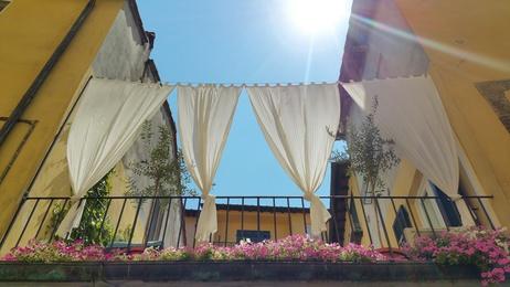 balkon sichtschutz ohne bohren perfect with balkon sichtschutz ohne bohren schnheit balkon. Black Bedroom Furniture Sets. Home Design Ideas