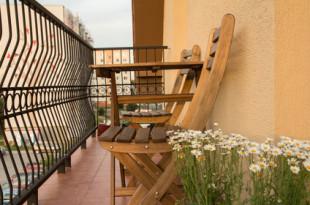 Balkonmöbel für kleinen Balkon
