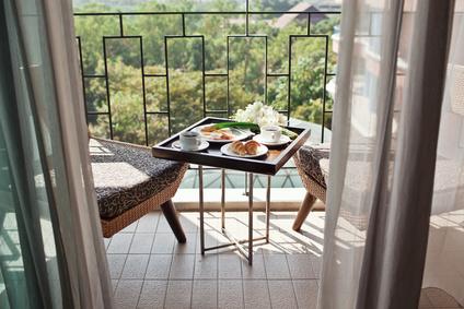 Balkon Ideen - Tipps für jede Himmelsrichtung