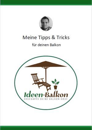 Balkon-Ideen - gratis E-Book