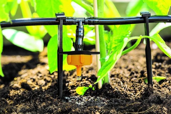 Automatische Solar Bewässerungssysteme - Esotec Tropfer