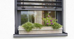 Blumenkastenhalterung für Fenster ohne bohren