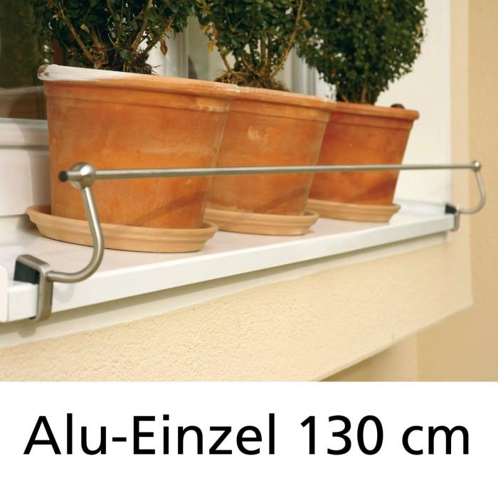 Blumenkastenhalterung für Fenster ohne bohren zum klemmen