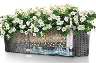 Blumenkästen mit Wasserspeicher von Balkonera