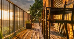 Balkon nachträglich ergänzen – Informatives zu Ausrichtung, Bau und Vorschriften